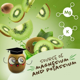 Sweeki® 奇异果:钾镁元素之源