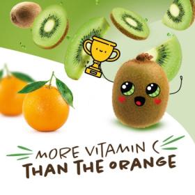 Sweeki® Green Kiwifruit: a concentrate o...